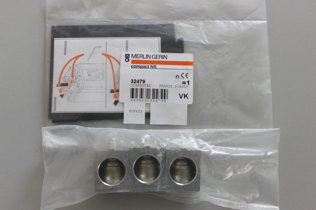 32479 Rahmenklemmen   MERLIN GERIN/ SCHNEIDER ELECTRIC  
